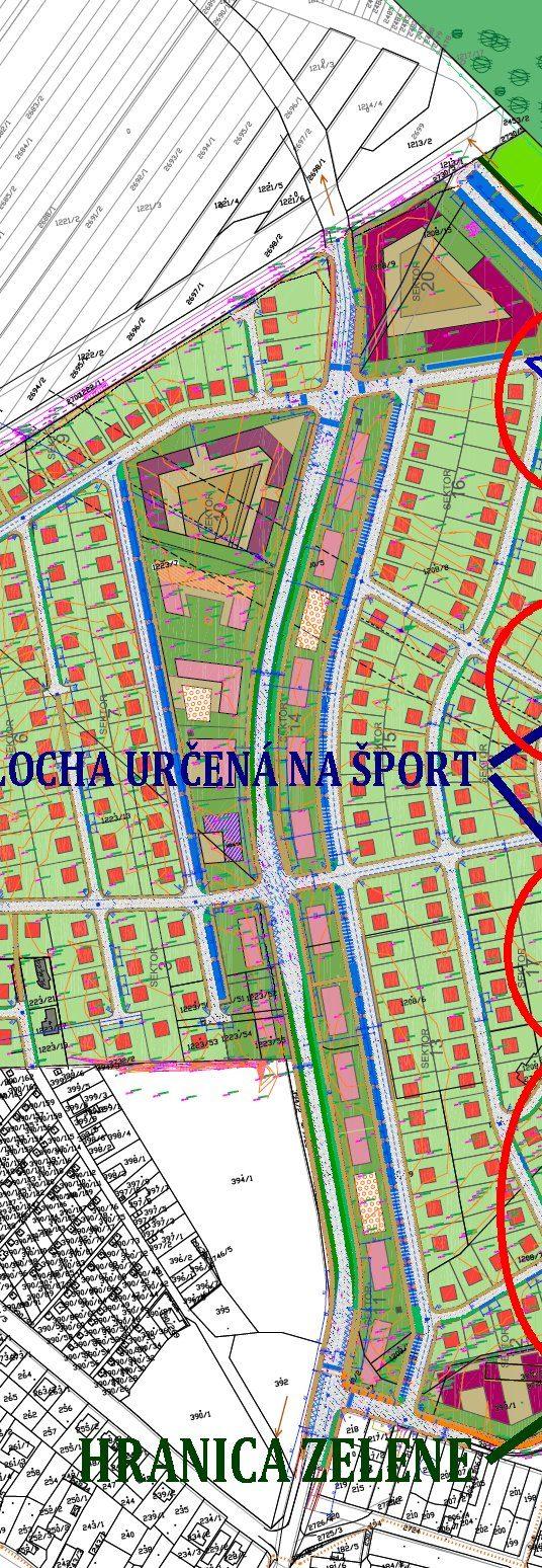 Hromadná pripomienka k návrhu ÚPZ Rusovce-sever