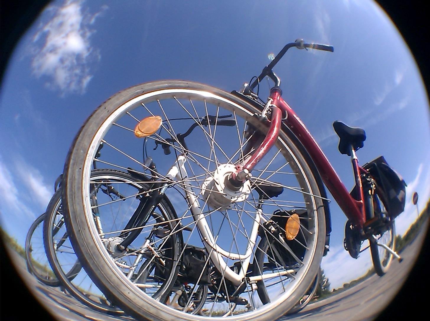 Rusovce a cyklistika