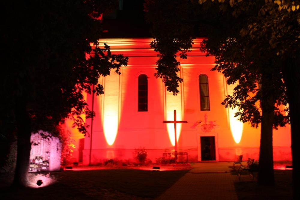 Noc kostolov 2017