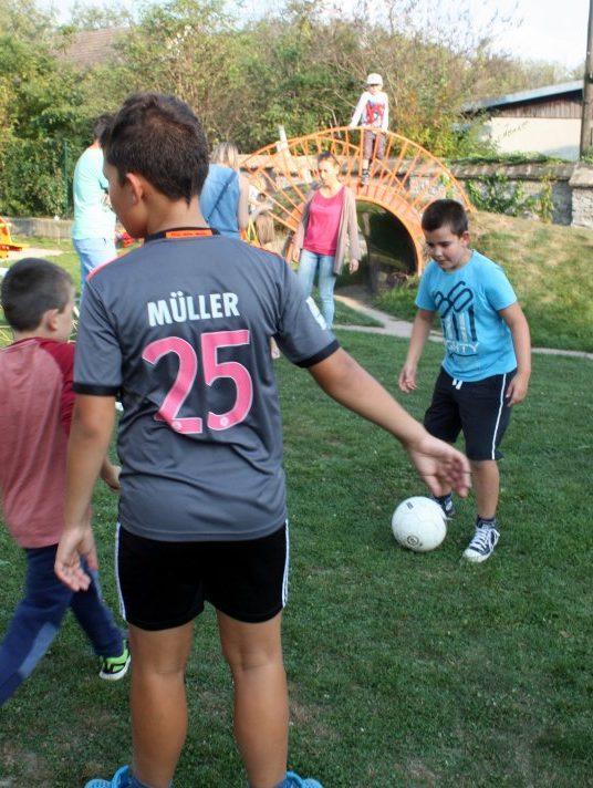 Šport a Rusovce
